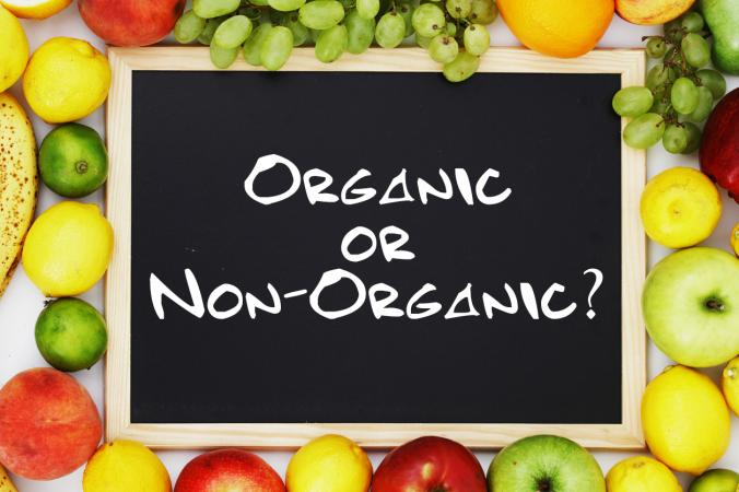 organic food or not?