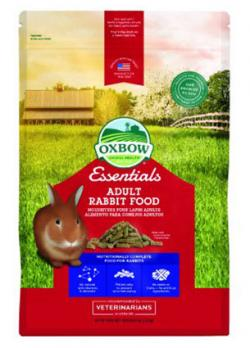 Oxbow Animal Health Bunny Basics Essentials Adult Rabbit Pet Food