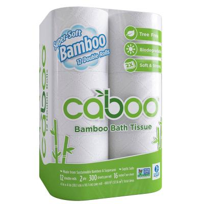 Caboo Tree-Free Bamboo Toilet Paper