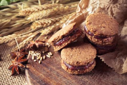 Whole Grain Biscuits Cookies