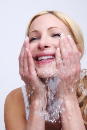 Find a great organic skin cleanser