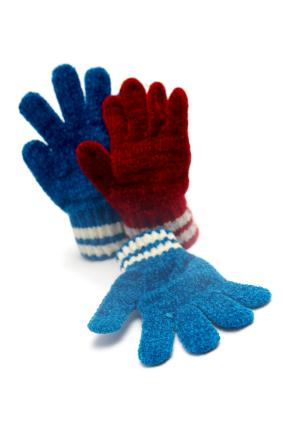 organic wool gloves