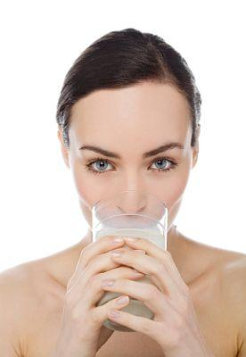 Drinking Organic Milk