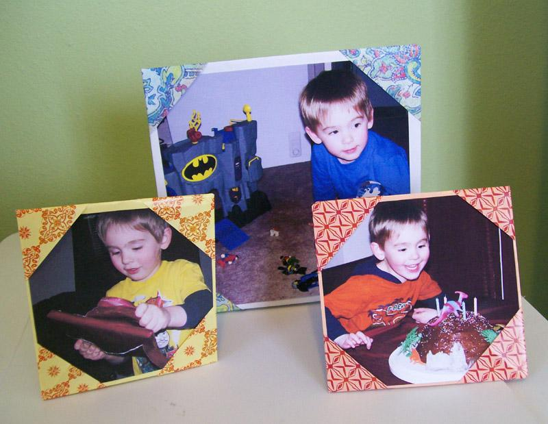How To Make Origami Photo Frames Lovetoknow