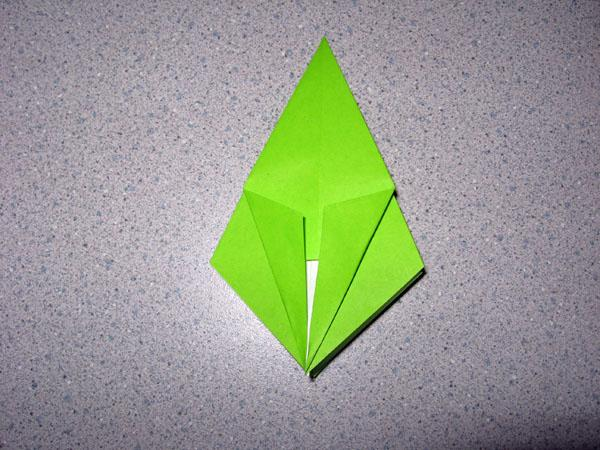 Origami Frog Base Lovetoknow