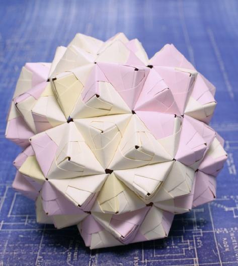 Modular Origami Pictures