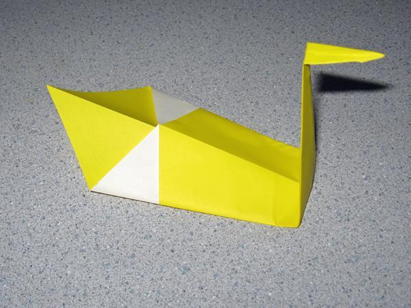 How To Make Origami Swans Slideshow Lovetoknow