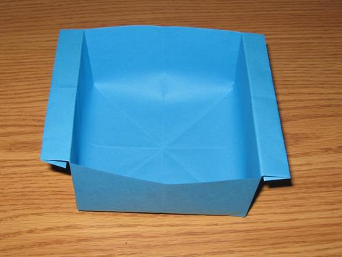 How To Make A Folded Paper Bowl Lovetoknow
