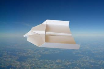 Paper Airplanes That Will Fly the Longest