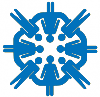 Kirigami People Circle