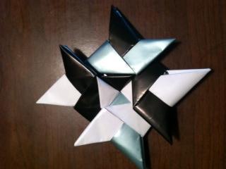 Origami Ninja Weapons Instructions