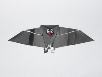 origami bat step 6