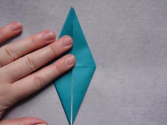origami dragon step 5