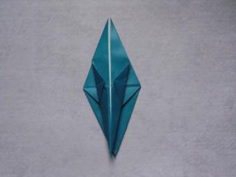 origami dragon step 6