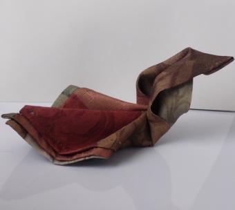 napkin origami swan