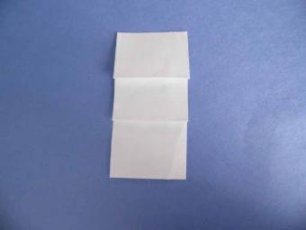 origami snowman 01