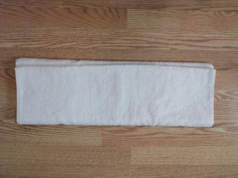 towel basket step 2