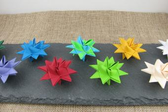 Froebel Stars