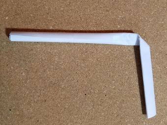 step 10 flatten and fold