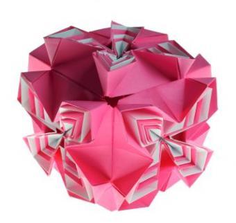 Origami Japanese Puzzle Box Instructions