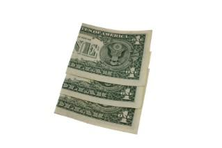 Money Lei Origami