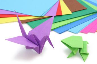 Petal Fold Origami