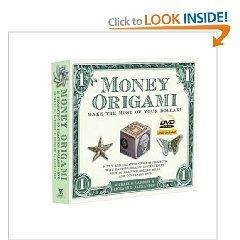 Money Origami Instruction Books