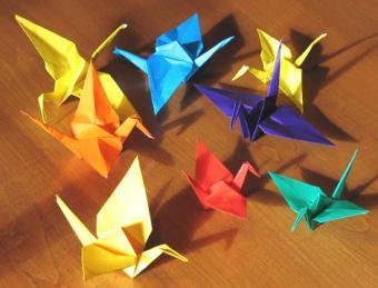 Origami Animals and Birds