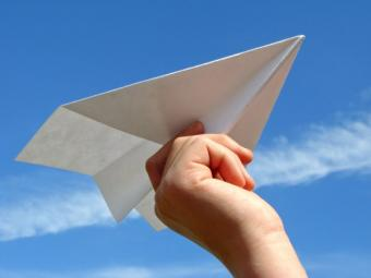 Pictures of Paper Airplanes