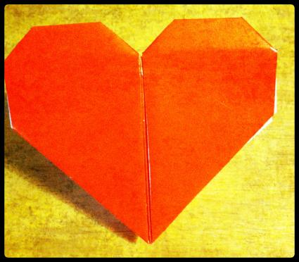 How To Make Origami Place Cards