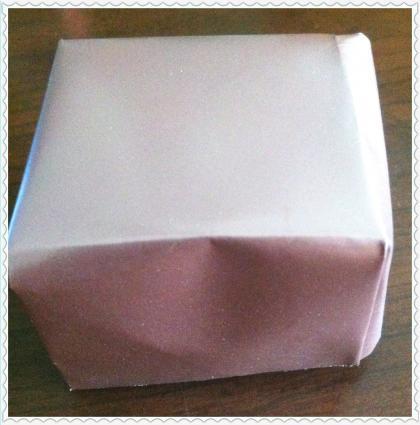 Paper Ring Box