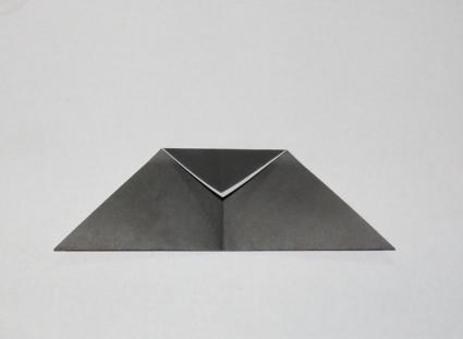 origami bat step 1