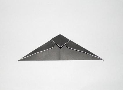 origami bat step 3