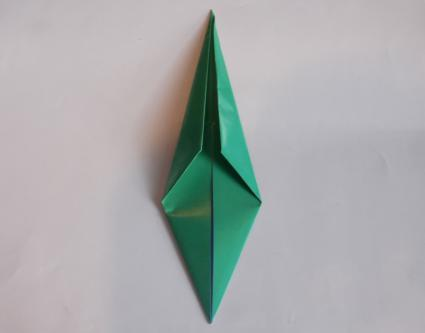 origami tulip step 7
