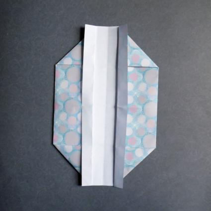 How To Do Origami With A Rectangle Shaped Paper