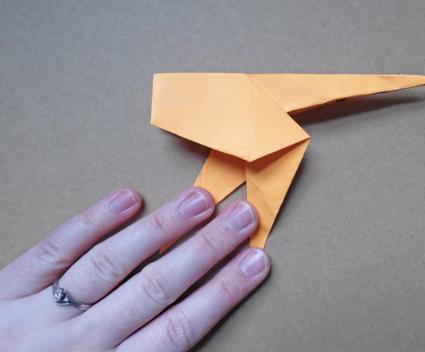 origami tiger 11