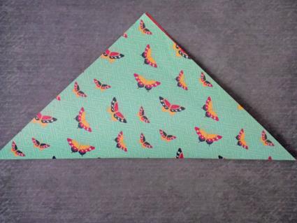origami pocket step 01