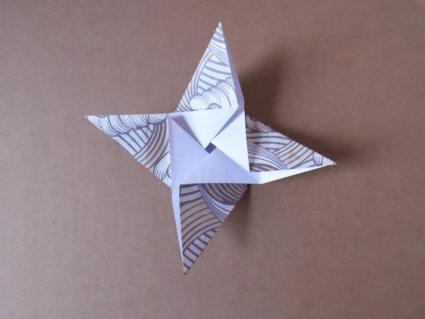Magic Rose Cube - DIY Modular Origami Tutorial by Paper Folds ... | 319x425