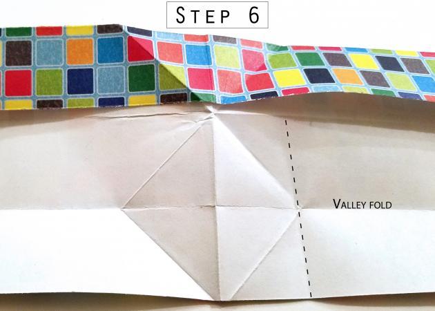 boomerang step 6