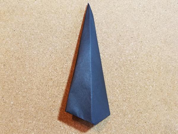 Step 7- flatten the blade