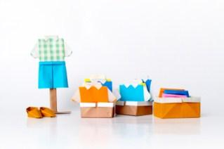 Japanese Origami Fashions Lovetoknow