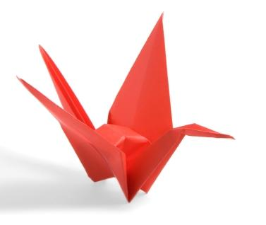 Online origami diagrams can be simple or advanced.