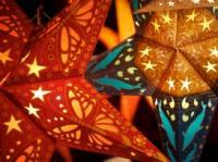 Origami Star Lanterns