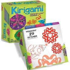 Kirigami books