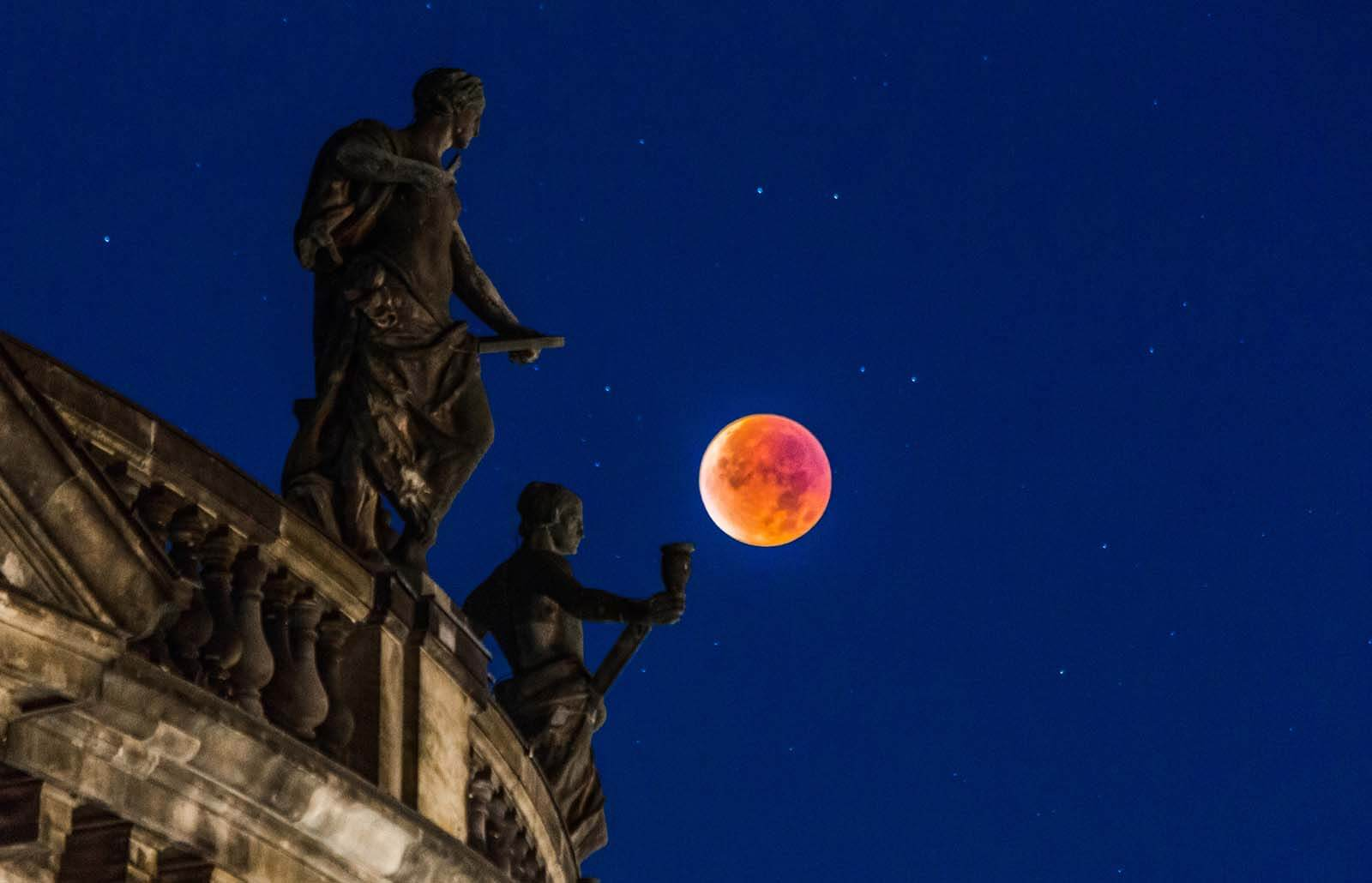 What Does Blood Moon Mean In Astrology