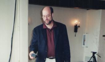 Loyd Auerbach investigating paranormal