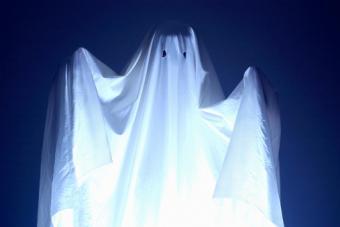 Halloween ghost costume