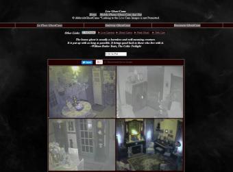Screenshot of DD David's Ghost Cams