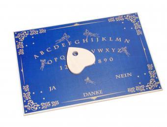 Ouija board dangers