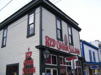 Red Onion Saloon, Skagway, Alaska
